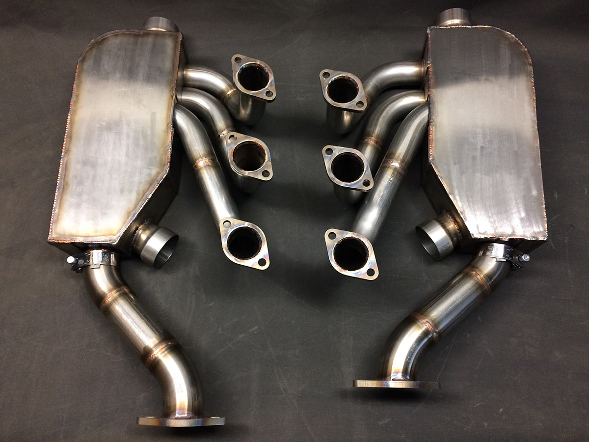 TT Exhausts – VW & Porsche Bespoke Exhaust Systems