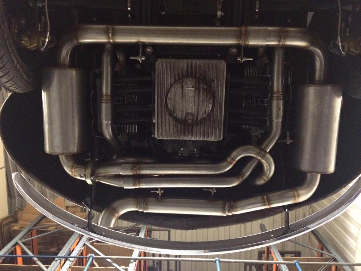 VW Hideaway Exhaust – TT Exhausts