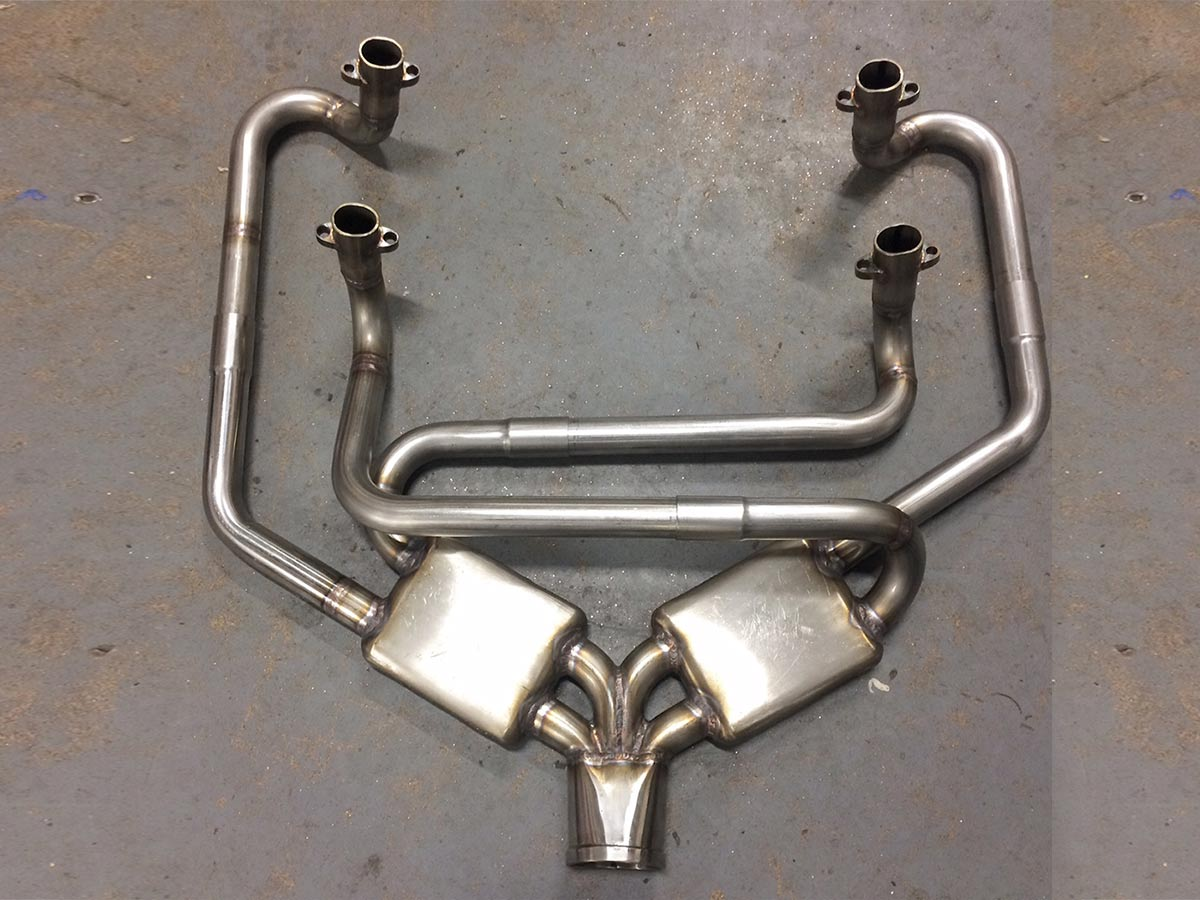 VW Sebring Exhaust – TT Exhausts