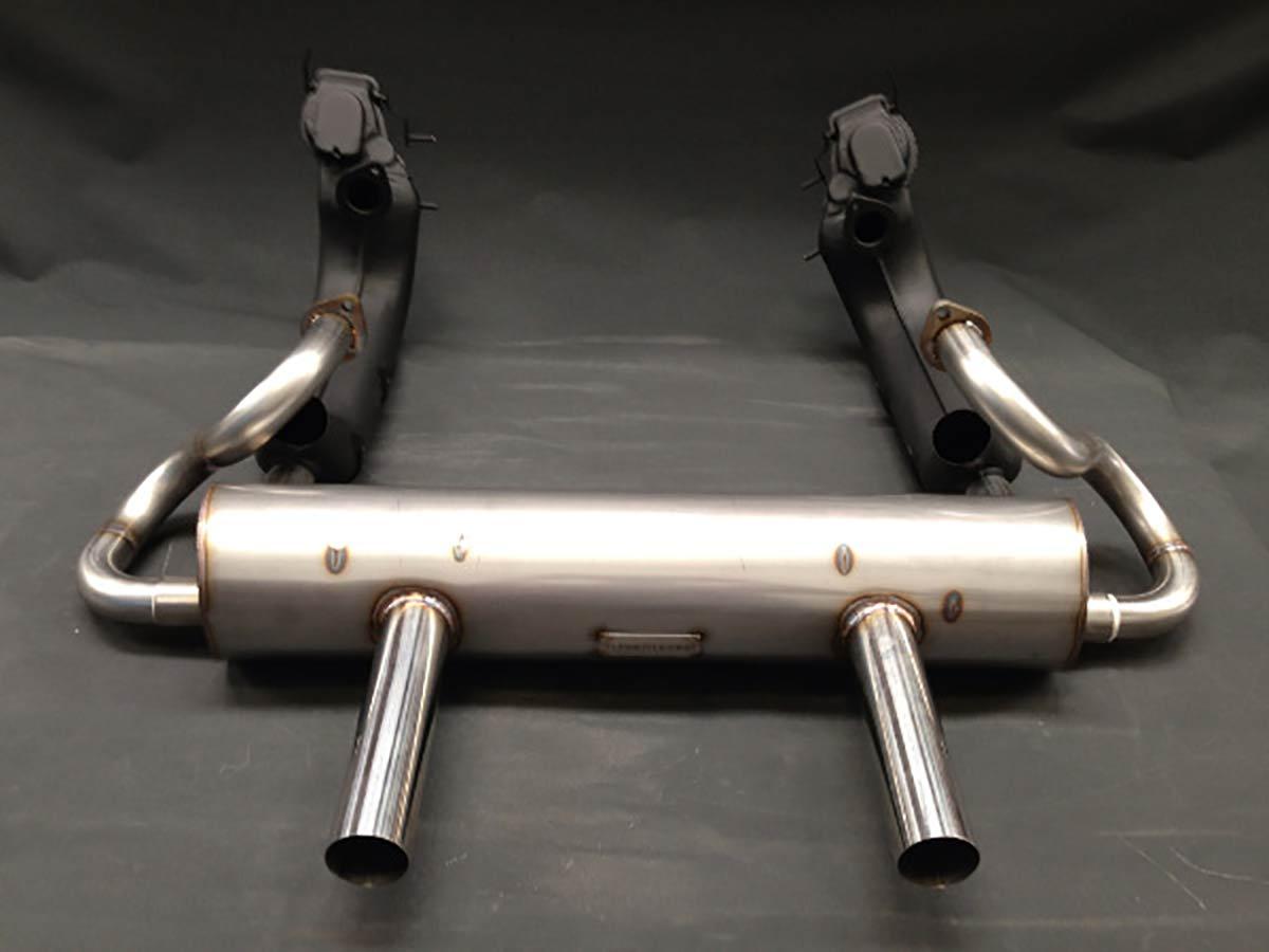 TT Exhausts – VW & Porsche Bespoke Exhaust Systems