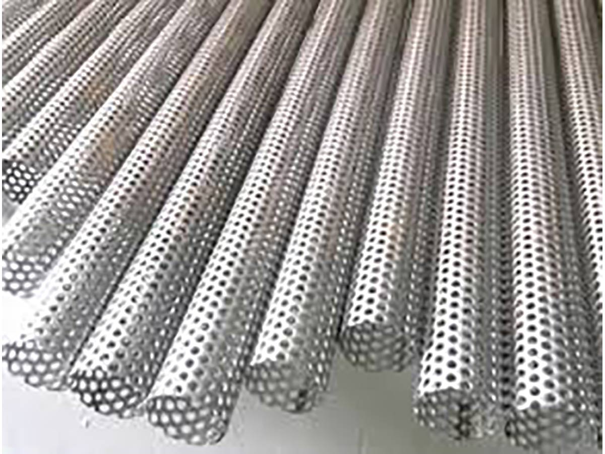 perforated-tube